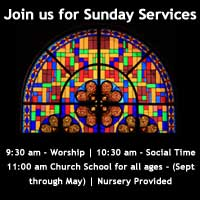 Sunday Worship Services at Christ's Reformed Church